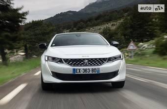 Peugeot 508 2.0 HDi AT (180 л.с.) 2020