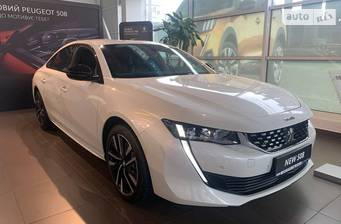 Peugeot 508 1.6 PureTech AT (215 л.с.) 2021
