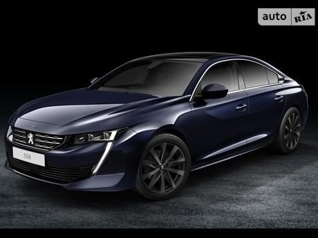 Peugeot 508 2020