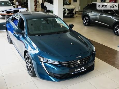 Peugeot 508 2021