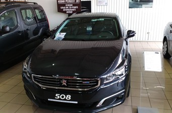 Peugeot 508 New 2.0 BlueHDi AT (180 л.с.) Start/Stop Allure 2016