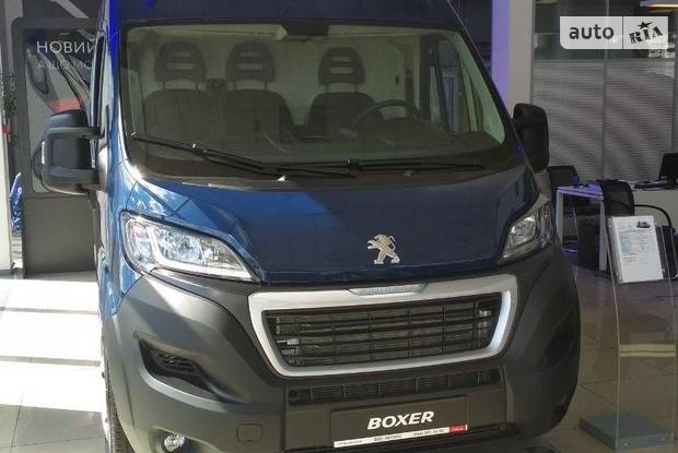 Peugeot Boxer груз.