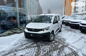 Peugeot Partner груз. Crewcab 1.5 BlueHDi MT (100 л.с.) L2 2021