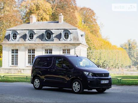 Peugeot Partner груз. 2021