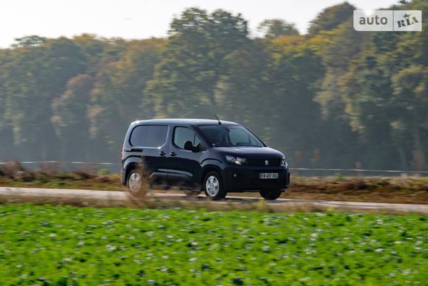 Peugeot Partner груз. Pro+