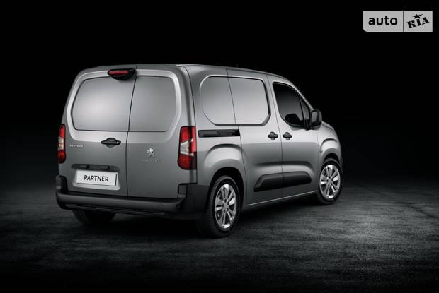 Peugeot Partner груз. Grip