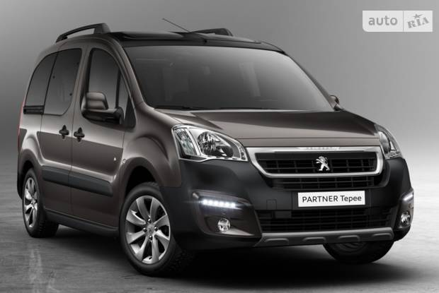 peugeot partner outdoor комплектации