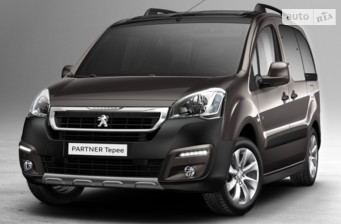 Peugeot Partner пасс. Tepee 1.6 Blue-HDi РКПП (100 л.с.) Start/Stop  Outdoor 2016