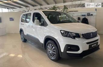 Peugeot Rifter 1.6 HDi MT (92 л.с.) L2 2021