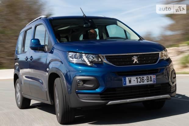Peugeot Rifter Access