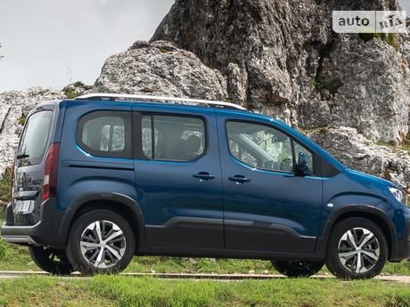 Peugeot Rifter 2021