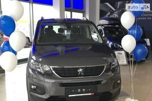 Peugeot Rifter 1.6 HDi MT (92 л.с.) L2 Allure 2019