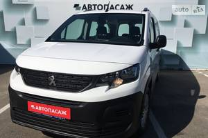 Peugeot Rifter Active Pack