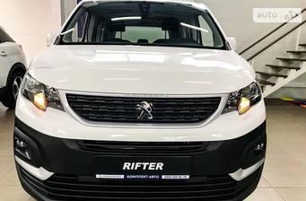 Peugeot Rifter 2021 Individual