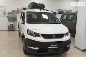 Peugeot Rifter 1.6 HDi MT (92 л.с.) L2 Allure-Line 2020