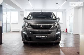 Peugeot Traveller 2.0 BlueHDi AT (180 л.с.) L3 2021