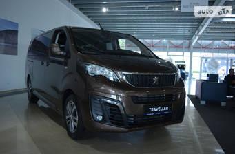 Peugeot Traveller 2.0 BlueHDi AT (180 л.с.) L3 2021