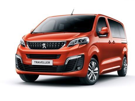 Peugeot Traveller 2021