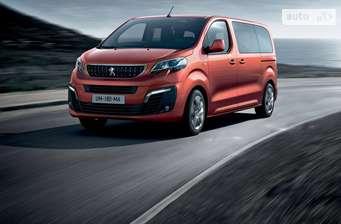 Peugeot Traveller 2.0 HDi MT (150 л.с.) L2 4WD Business 2018