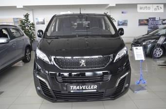 Peugeot Traveller 2.0 HDi AT (150 л.с.) L2 2017