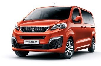 Peugeot Traveller 2.0 HDi AT (150 л.с.) L3* Business 2017