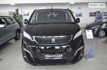 Peugeot Traveller 2.0 HDi AT (150 л.с.) L2 Business 2017