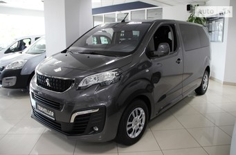 Peugeot Traveller 2.0 HDi AT (150 л.с.) L2* Business 2017