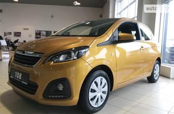 Peugeot 108 1.0 VTi AT (68 л.с.) 2018