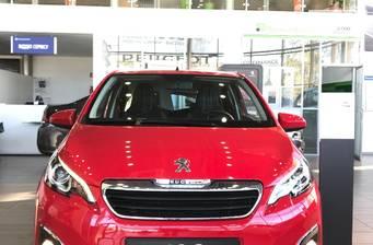 Peugeot 108 1.0 VTi AT (72 л.с.) 2019