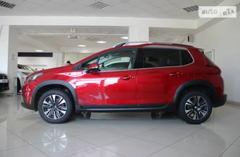 Peugeot 2008 PureTech 1.2 AT (110 л.с.) Start/Stop 2019