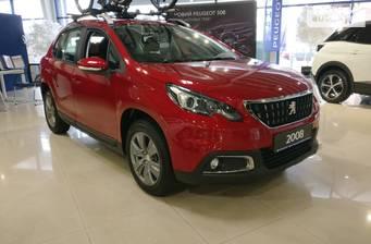 Peugeot 2008 PureTech 1.2 AT (110 л.с.) Start/Stop 2018