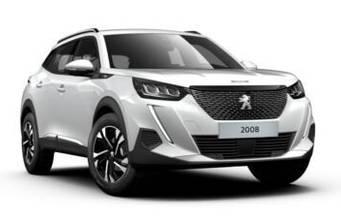 Peugeot 2008 1.2 PureTech AT (130 л.с.) S/S 2020