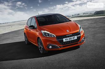 Peugeot 208 1.2 PureTech MT (82 л.с.) 2018
