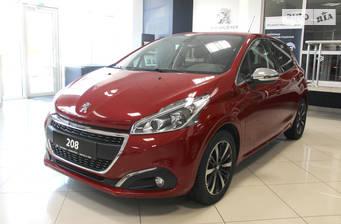 Peugeot 208 1.2 Puretech AT (110 л.с.) Start/Stop 2018
