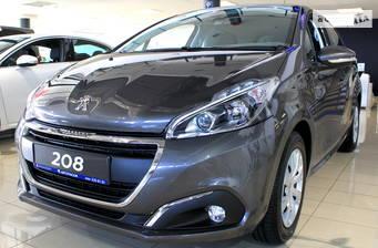 Peugeot 208 1.2 PureTech AT (82 л.с.) 2017