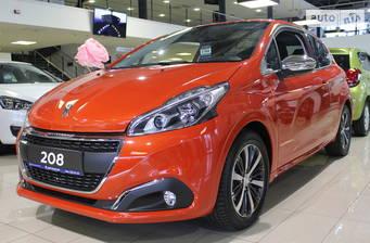 Peugeot 208 (3 двери) 1.2 Puretech AT (110 л.с.) Start/Stop 2017