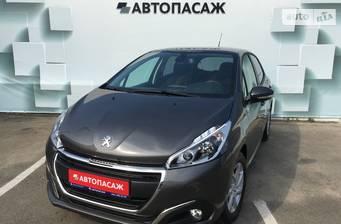Peugeot 208 1.6 AT (120 л.с.) 2019