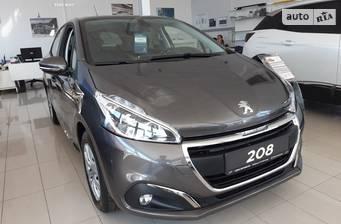 Peugeot 208 1.2 PureTech MT (82 л.с.) 2019
