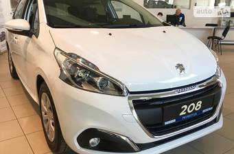 Peugeot 208 1.5 BlueHDi MT (100 л.с.) Start/Stop 2019