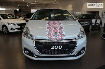 Peugeot 208 2018 Individual