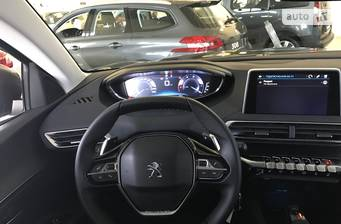 Peugeot 3008 New 1.6 THP AT (150 л.с.) 2019