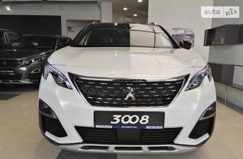 Peugeot 3008 2.0 BlueHDi AT (180 л.с.) Start&Stop 2020