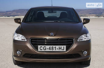 Peugeot 301 1.6 4AT (115 л.с.) 2016