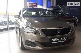 Peugeot 301 New 1.2 MT (82 л.с.)  2018