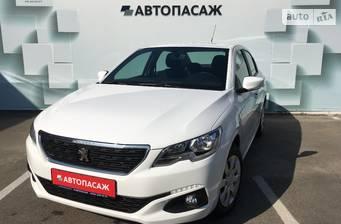 Peugeot 301 New 1.6D MT (92 л.с.) 2019