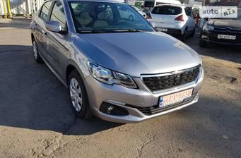 Peugeot 301 New 1.6D MT (92 л.с.) 2018