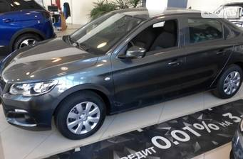 Peugeot 301 New 1.6 MT (115 л.с.) 2019