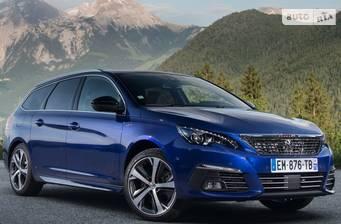 Peugeot 308 New 1.6 HDi МТ (92 л.с.) 2017
