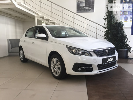 Peugeot 308 2019