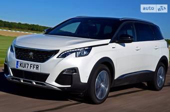 Peugeot 5008 2.0 BlueHDi AT (150 л.с.) 2018